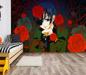 3D Black Butler 224 Wallpaper