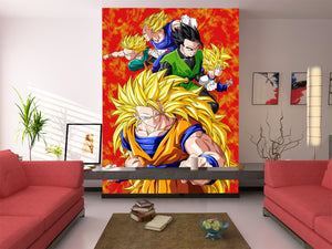3D Dragon Ball 13 Wallpaper