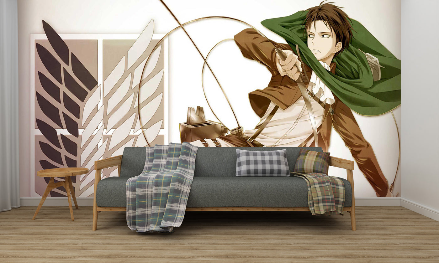 3d Attack On Titan 393 Wallpaper Yy Anime