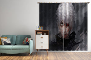 3D Tokyo Ghoul 151 Anime Curtains Drapes
