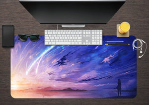 3D Your Name 4130 Anime Desk Mat