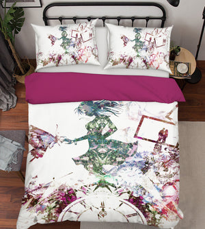 3D Your Name 208 Anime Bed Pillowcases Duvet Cover Quilt Cover