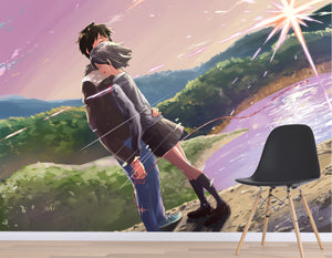 3D Your Name 084 Wallpaper