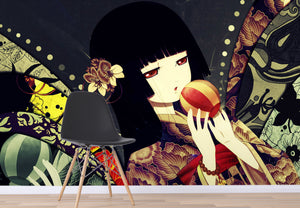 3D Hell Girl 253 Wallpaper