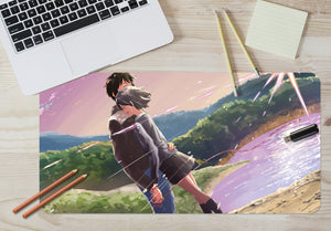 3D Your Name 4221 Anime Desk Mat