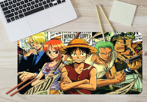 3D One Piece 3865 Anime Desk Mat