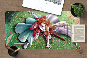3D Sword Art Online 4105 Anime Desk Mat