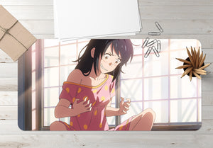 3D Your Name 4214 Anime Desk Mat