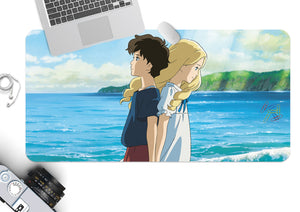 3D When Marnie Was There 4203 Anime Desk Mat