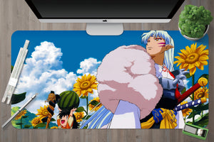 3D Inuyasha 4089 Anime Desk Mat