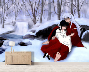 3D Inuyasha 123 Wallpaper