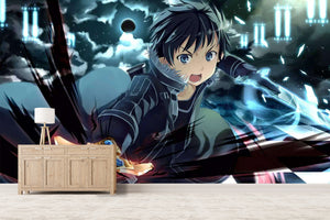 3D Sword Art Online 052 Wallpaper