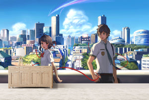 3D Your Name 414 Wallpaper