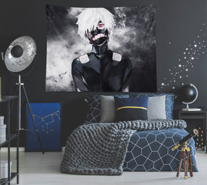 3D Tokyo Ghoul 1198 Anime Tapestry Hanging Cloth Hang