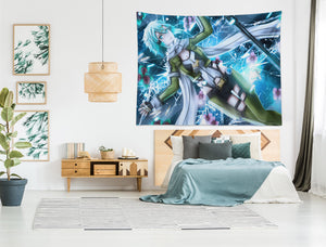 3D Sword Art Online 1066 Anime Tapestry Hanging Cloth Hang