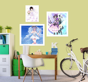 Date A Live A611 Anime Combine Wall Sticker