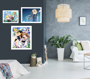 Sword Art Online A762 Anime Combine Wall Sticker