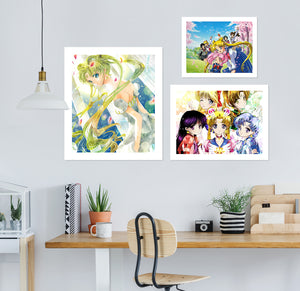 Sailor Moon A885 Anime Combine Wall Sticker