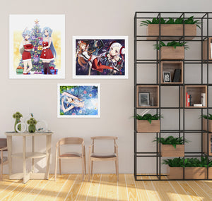 Sword Art Online A826 Anime Combine Wall Sticker