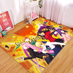 3D Fate Stay Night 1821 Anime Non Slip Rug Mat