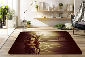 3D One Piece 1258 Anime Non Slip Rug Mat