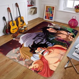 3D One Piece 1446 Anime Non Slip Rug Mat