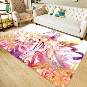 3D Natsume's Book Of Friends 1269 Anime Non Slip Rug Mat