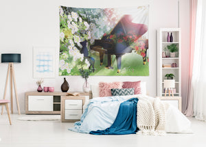 3D Your Lie In April 2395 Anime Tapestry Hanging Cloth Hang