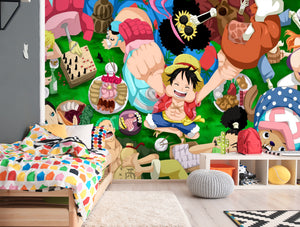 3D ONE PIECE 470 Wallpaper