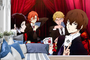 3D Bungo Stray Dogs 71 Wallpaper