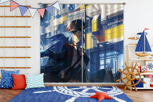 3D Sword Art Online 278 Anime Curtains Drapes