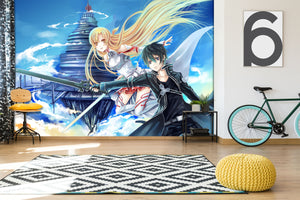 3D Sword Art Online 229 Wallpaper