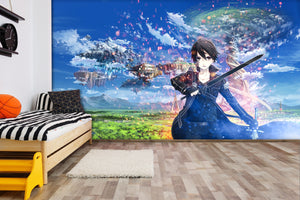 3D Sword Art Online 227 Wallpaper