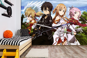 3D Sword Art Online 223 Wallpaper
