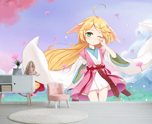 3D Fox Spirit Matchmaker 512 Wallpaper