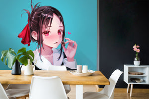 3D Kaguya-sama Love Is War 101 Wallpaper