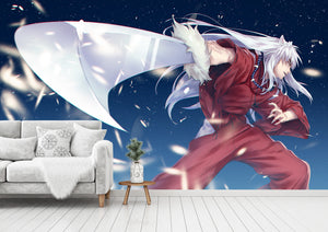 3D Inuyasha 348 Wallpaper
