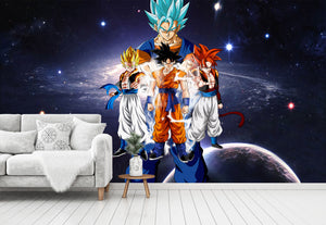 3D Dragon Ball 105 Wallpaper