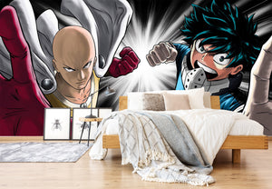 3D One Punch Man 251 Wallpaper