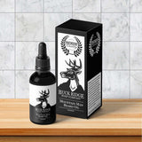 Mountain Man Beard Oil - 100% all natural  organic-  green clean skincare, bath and body, beauty- BEAUT.E