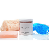 The Ultimate Bath Bundle - 100% all natural  organic-  green clean skincare, bath and body, beauty- BEAUT.E