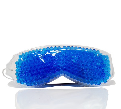 Gel Eye Mask - 100% all natural  organic-  green clean skincare, bath and body, beauty- BEAUT.E
