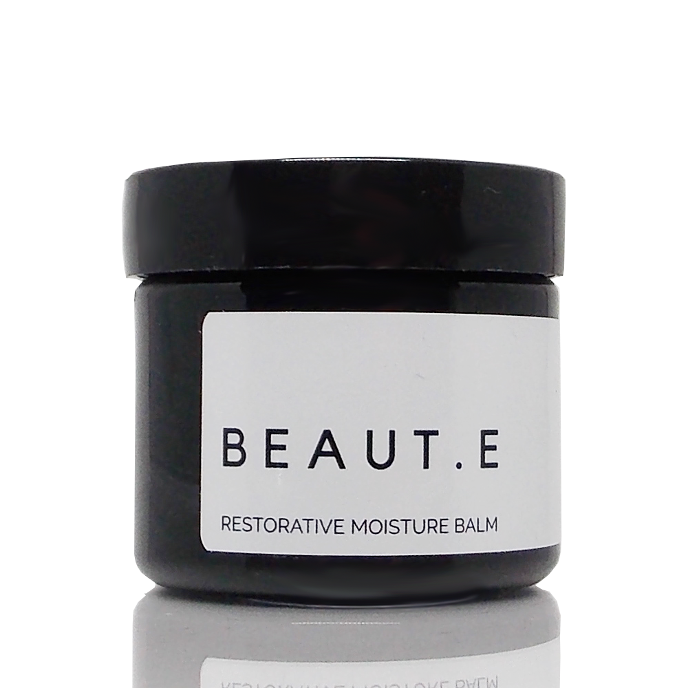 Restorative Moisture Balm - 100% all natural  organic-  green clean skincare, bath and body, beauty- BEAUT.E