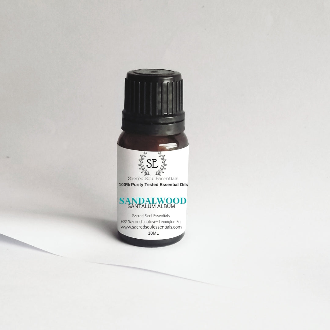 Sandalwood Essential Oil- High Quality - 10ml
