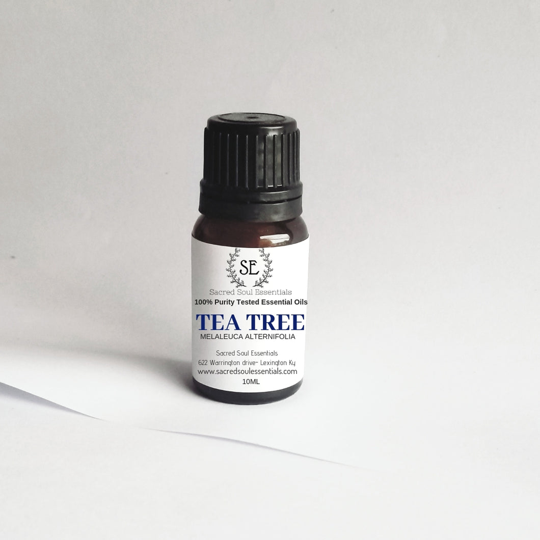 Tea Tree Essential Oil- High Quality - 10ML