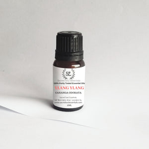 Ylang Ylang Essential Oil - High Quality - 10ML