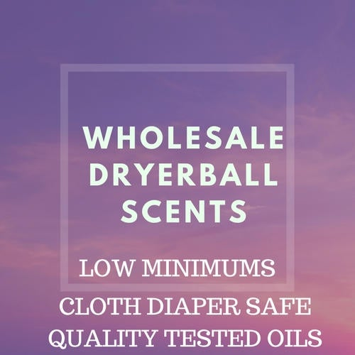 50 Wool dryer ball scents - 5ML -