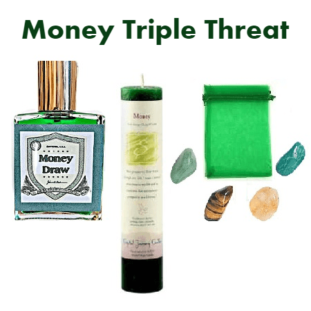 MONEY TRIPLE THREAT