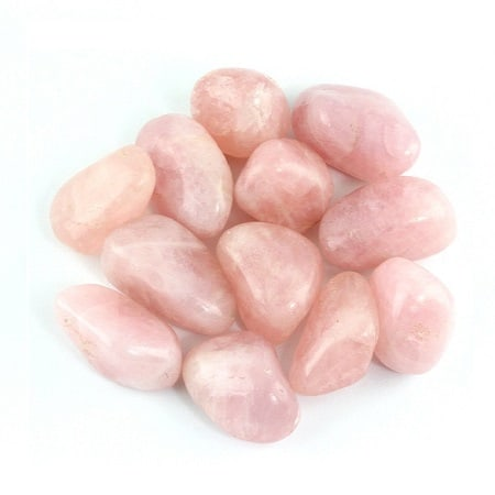 ROSE QUARTZ - TUMBLED STONE