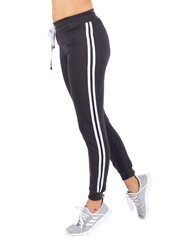 Womens Charcoal Super Soft Jogger